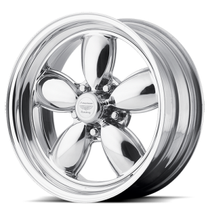 American Racing VN420 Classic 200S 15X4 Two-Piece Polished