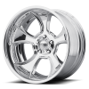 American Racing VN474 Gasser 20X8.5 Two-Piece Polished