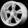 American Racing VN515 Classic Torq Thurst 11 1-Piece 15X10 Polished
