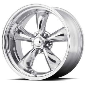 American Racing VN515 Classic Torq Thurst 11 1-Piece 15X8 Polished