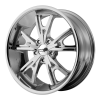 American Racing  VN801 Daytona 17X7 Chrome Plated