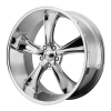 American Racing  VN805 Blvd 18X9 Chrome Plated