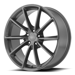 American Racing VN806 FastBack 18X9 Anthracite Gray