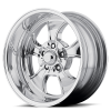 American Racing VNC450 Custom Hopster 17X7 Two-Piece Chrome