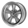 American Racing  VNT70R 17X9 Gunmetal With Polished Lip