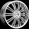 Avenue Type 601 Chrome Wheel Packages