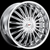Avenue Type 602 Chrome Wheel Packages