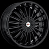 Avenue Type 602 Black Wheel Packages