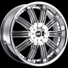 Avenue Type 603 Chrome Wheel Packages