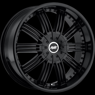 Avenue Type 603 Black Wheel Packages