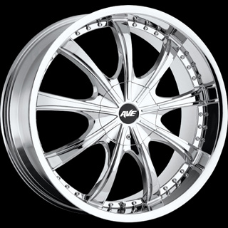 Avenue Type 605 Chrome Wheel Packages