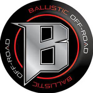 Ballistic Decal (4 pc) - New Style