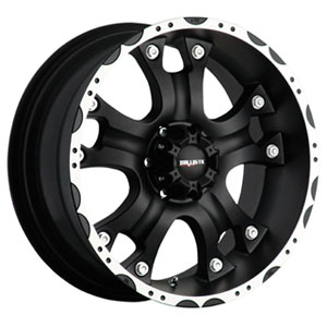 Ballistic Hostel 811 17 X 9 Inch Wheel