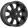 Ballistic Morax 845 Flat Black