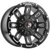 Ballistic Ravage 958 20X9 Gloss Black