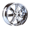 Bentchi B7S 20 X 7.5 Inch Chrome Wheel