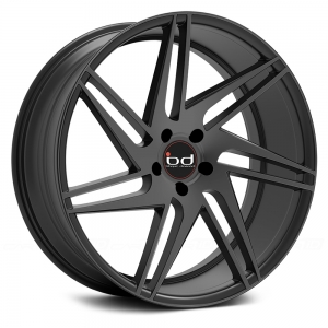 Blaque Diamond BD-1 Matte Graphite