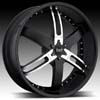 Blaque Diamond Tight Star 24 Inch Wheels