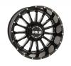 Bold BD002 20X10 Gloss Black Milled