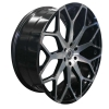Borghini B28 26X10 Black Machined