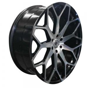 Borghini B28 28X10 Black Machined