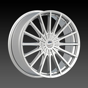 Borghini BW B22 Chrome Wheel Packages