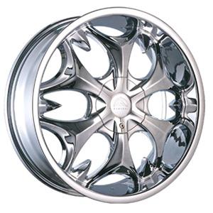 Borghini BW B3S Chrome Wheel Packages