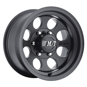 Mickey Thompson Classic III Black Wheel Packages
