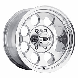 Mickey Thompson Classic III Polished 15 X 8 Inch Wheels
