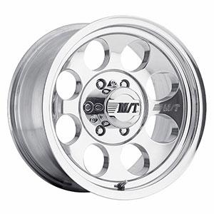 Mickey Thompson Classic III Polished 15 X 7 Inch Wheels