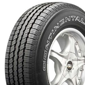 Continental ContiTrac Tire: 265-30-22