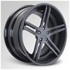 Cor Cinco Super Concave Gray 20 X 8.5 Inch Wheels