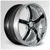 Cor Concord Chrome 19 X 8.5 Inch Wheels