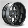 Cor Precise Black 19 X 8.5 Inch Wheels