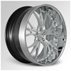 Cor Trident Chrome 24 X 10 Inch Wheels