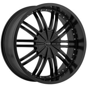 Cratus CR008 24X9.5 Flat Black
