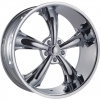 Dcenti DW 19 20X8.5 Chrome