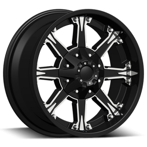 Dcenti DW 920 18X9 Black Machine