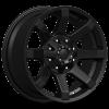 Dcenti DW 950 16X8 Black