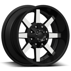 Dcenti DW 960 18X9 Black Machine
