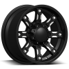 Dcenti DW 970 17X9 Black Machine