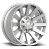 Dcenti DW 980 16X8 Chrome