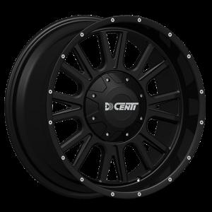 Dcenti DW 990 17X9 Black
