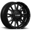 Dcenti DW 990 18X9 Black Machine
