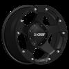 Dcenti DW 995 17X9 Black