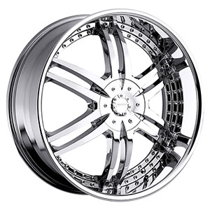 Strada Denaro Chrome Wheel Packages