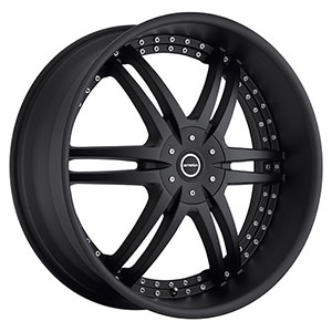 Strada Denaro Stealth Black Wheel Packages