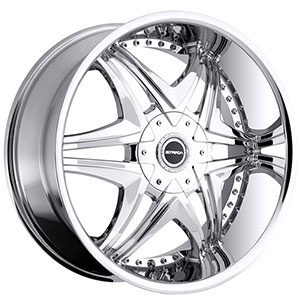 Strada Dolce Chrome Wheel Packages
