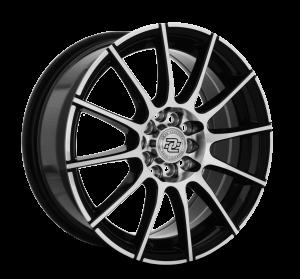 Drag Concepts R16 18X8 Gloss Black Machine