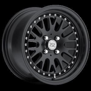 Drag Concepts R17 16X8 Satin Black
